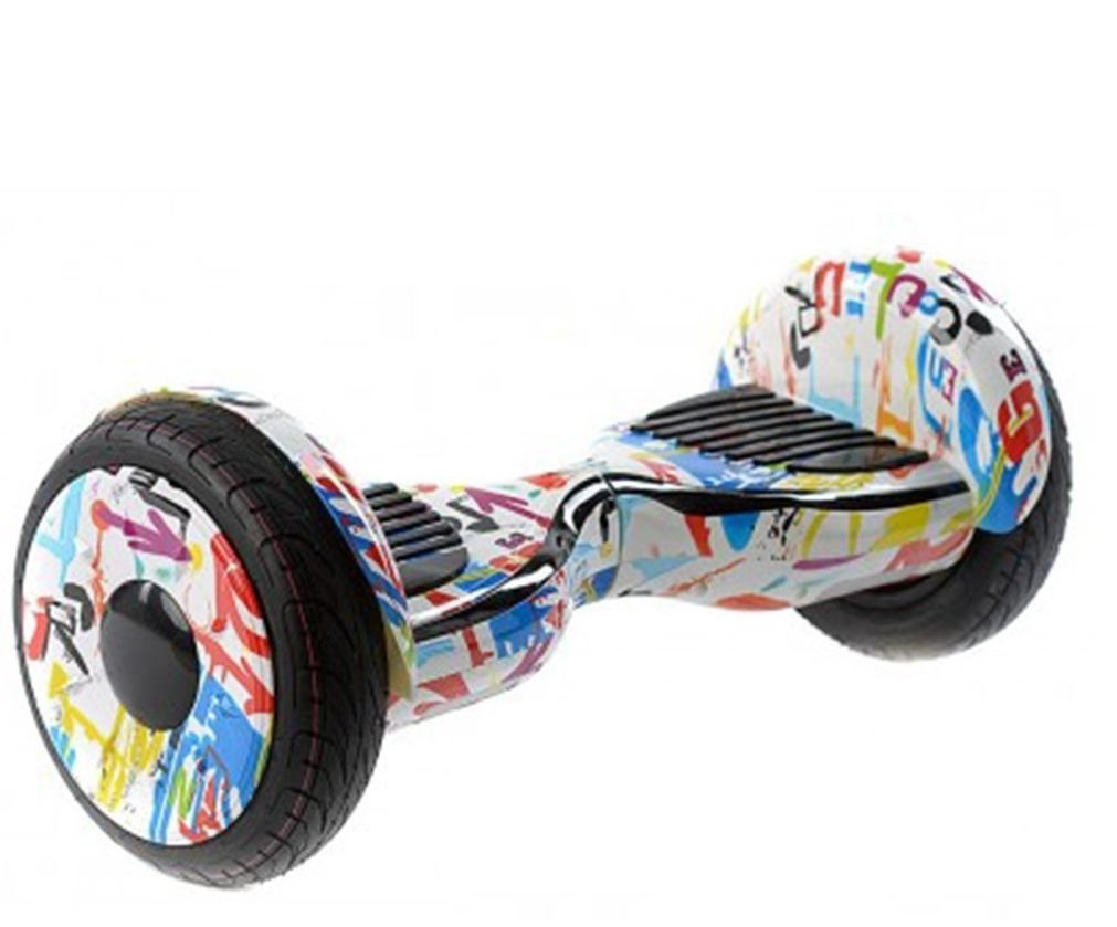 "Hoverboard EcoWheel 10,5"" Cross  - crazy"