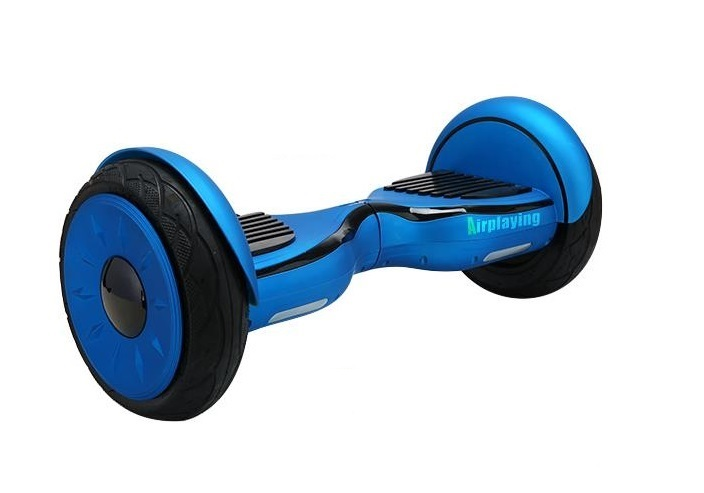 "Hoverboard EcoWheel 10,5"" Cross  - modrá matt"