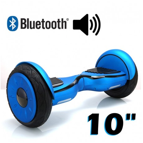 "Hoverboard EcoWheel 10,5"" Cross  - carbon"